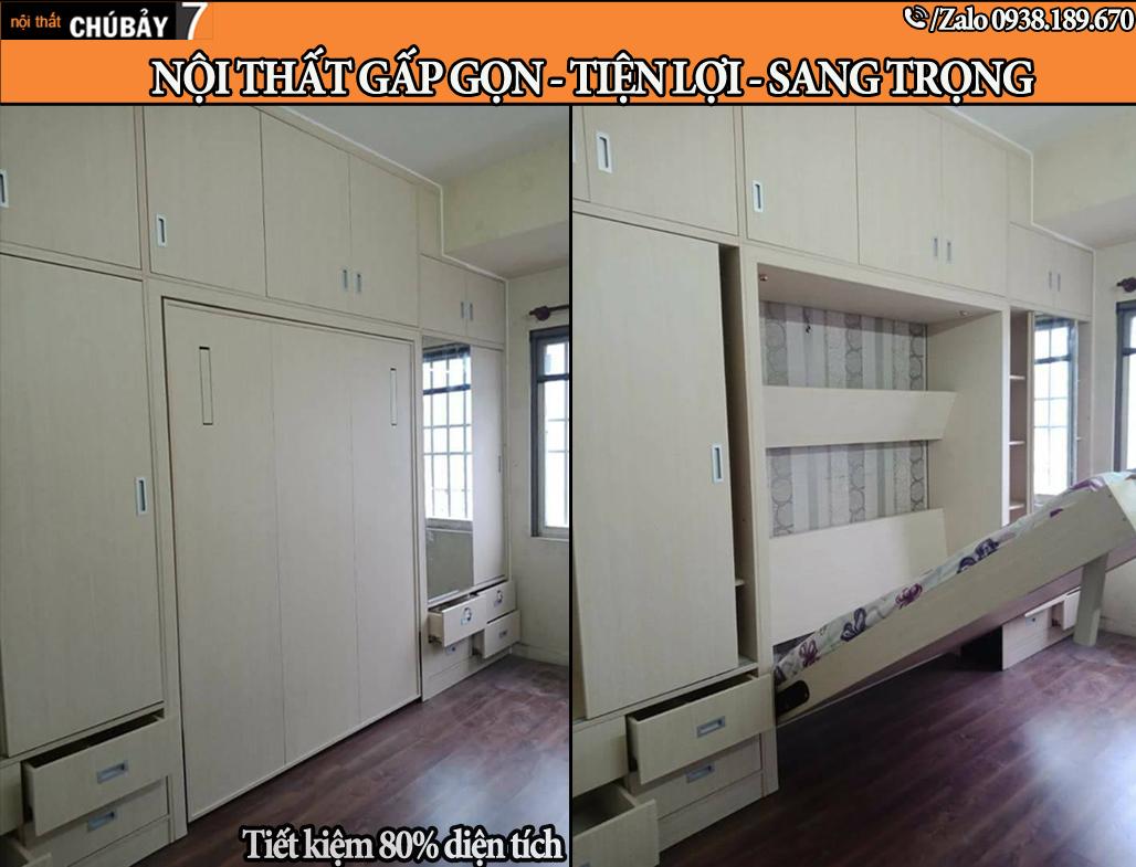 Bảng giá nội thất đa năng giá rẻ tại gò vấp tp Hồ Chí Minh
