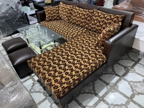 Sofa phòng khách chữ L